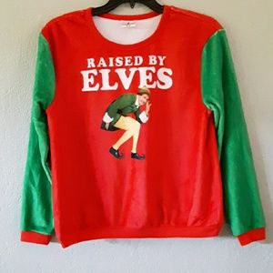 Elf.....Buddy the Elf sweater